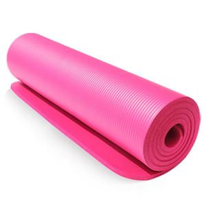 Горячая Продажа NBR Yoga Mat High-Density Спорт Мат Фитнес безопасный и экологически чистый