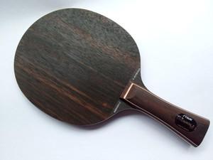 Wholesale-Stiga Table Tenis Blades Ebenholz 7 FL / Handle Long Long / Raqueta / Murciélagos de tenis de mesa / Paddle Ping Racket