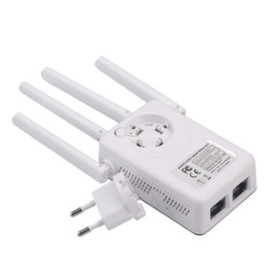 300m Wireless WiFi-Signalverstärker-Router WIFI-Repeater-Wandreparator WR09
