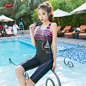 412ab Jin tek parça yeni lüks kadın tek parça spor profesyonel öğrenciler Hong yeni lüks kadın Hong spor professiona mayo yüzmek