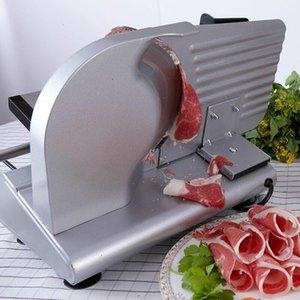 Elektro-Slicer Fleisch Slicer 200W Haushalt Desktop-Lamm in Scheiben schneiden Gemüse Brot Hot Pot Schinken Fleischmaschine