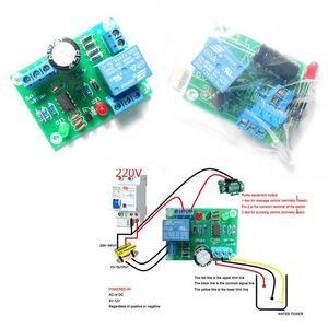 DC 12V Low Pressure Water Liquid Level Controller Sensor Module DIY Kit Detection Water Level Detection Sensor Module#1