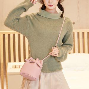 Designer-Bucket Bag Fashion Shoulder Bag Mini Luxury Diagonal Bag Designer Handbag Female 2020 New