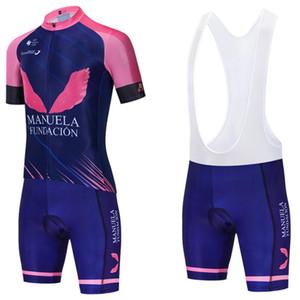 2021 Greenedge Mannschaft Radtrikot Bikeshorts 20D Anzug Ropa Ciclismo Menssommer PRO Fahrrad Maillot Hosen Sportbekleidung