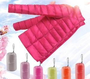Ultra light duck down jackets women 2019 new Hooded winter coat Long Sleeve Warm Slim 4XL plus size jacket lady jaqueta feminina33