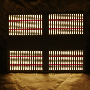 cgjxs Pre -Wired Connected Qb288 Samsung Lm301b 3000k 3500k Mix Deep Red 660nm Hlg 550 V2 Led Grow Light With Full Spectrum 480W