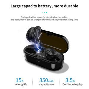 아이폰 안드로이드 핸드폰에 대한 뜨거운 인기 XG13 TWS Inear 미니 Wireles 블루투스 V5.0 미니 이어폰 Handfree에서 귀 헤드폰 헤드셋