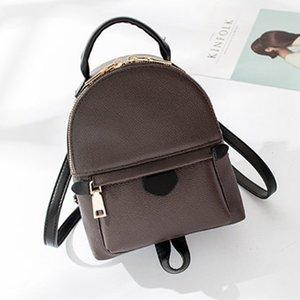 Mini zaino per il cuoio delle donne di nuovo modo della spalla pacchetto sacchetto di marca presbite primavera palmo borse mini zaino messenger progettista di lusso
