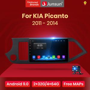 Junsun V1 2G + 32G Android 9.0 For KIA Picanto 2011 - 2014 Car Radio Multimedia Video Player Navigation GPS 2 din dvd car dvd