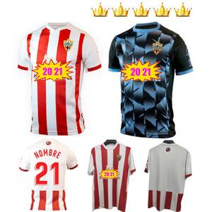 2020 2021 Almería Union Deportiva Almeria Футбол Джетки 14 Guti Sekou Munoz Chema Lazo Gaspar Petrovic Home 20 21 футбол