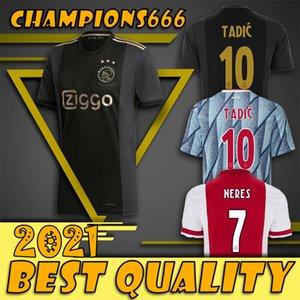 Mise à jour quotidienne !!!!! 20 21 maillot de foot ajax ajaxa msterdam camiseta fútbol VAN DE BEEK NERES 2019 2020 camisa futebol TADIC ZIYECH MAILLOT