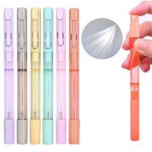 Geri Okulu HHA1581 için Püskürtme Taşınabilir Boş Parfüm Püskürtme Şişe Doldurulabilir Alkol El Temizleyici ile Çok Fonksiyonlu Kalem