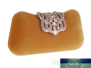 Brand Women Small Shoulder Bags Glossy Rhinestone Evening Purse Mini Party Clutch Handbag