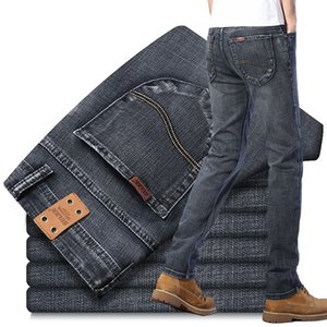2020 Sulee Top-Marke Cotton Jeans Mann-Qualität Denim-Hose Weiche Herren Hosen Herbst Jean Fashion