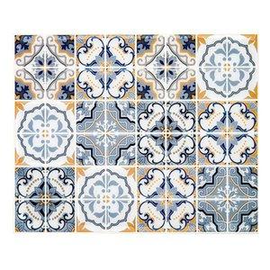Waterproof Home Sticker Stickers Wall Decor Wall Ceramic Backsplash Design Peel Stick Brick Self-adhesive Poster Kitchen 3d Tile Cvreh