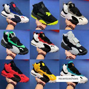 New Speed Turf XZ Basketball Chaussures Mid QS Classique Barrage Noir Blanc Rouge Chaussures Pour Marche