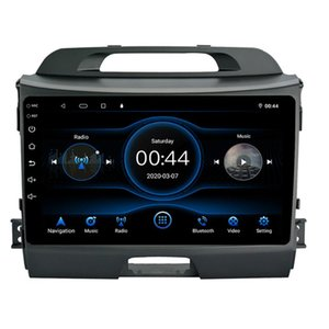 9 pouces Android Affichage 10.1 Lecteur Vidéo Multimédia Radio voiture 9 pouces écran GPS WiFi voiture Radio Head Unité pour Kia Sportage
