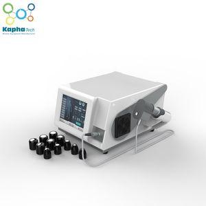 kafaları 12 farklı boyut ile sıcak satış şok dalga tedavi makinesi / Şok Ed tedavi etmek üzere terapi makinesi dalga