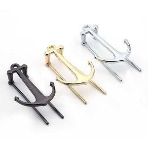 Anchor Bookmark Metal Creative Boat Anchor Bookmarks
