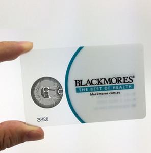 1000шт Ntag213 Пассивной ПВХ прозрачного Business Card NFC Card 13,56 NFC RFID Прозрачная карта с Для TagMo Форум Type2 наклейки