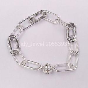 Authentique Argent 925 Perles Pandora Bracelet Me Charms Bijoux Lien Fits Europe Style Pandora Bracelets Collier 598373