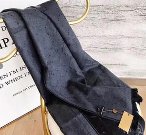 Tasarımcı Kış Cashmere Eşarp Şal İçin Kadınlar Yüksek Kalite Marka Yün sıcak Eşarp Moda Kadın Kaşmir Uzun Şal Wrap Eşarplar 180x70cm
