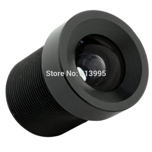 ELP No distortion Lens 90 85 65 degree High quality megapixel Lens with M12 mount for CCTV IP or usb cameras with M12