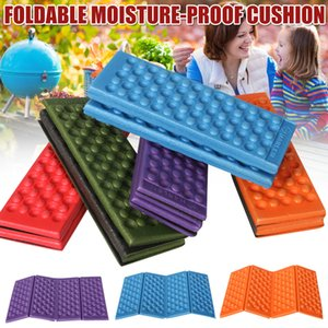 Outdoor Camping Moisture-Proof Mat Foldable Portable Cushion For Camping Park Picnic BHD2