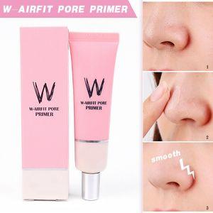 Facial Primer Base Makeup Pore Primer Pores Away Make Up for Face Brighten Invisible Pores Concealer Primer Cream Cosmetic 0099