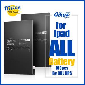 10PCS qikes اللوحي البطارية لأبل اي باد ميني 2 3 4 5 6 الهواء الموالية 6471mAh استبدال البطارية A1512 A1489 A1490 A1491 A1599