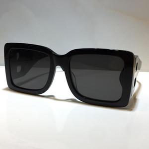 4312 Sunglasses Popular Quadrado Retro moda feminina óculos de sol Lentes Design clássico popular, Estilo dos óculos de proteção de alta qualidade UV 400 com caixa