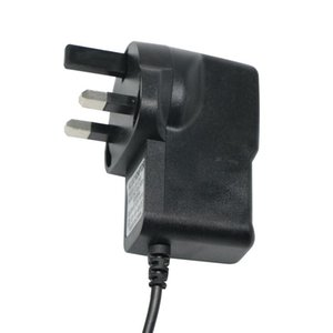 Cgjxs Edison2011 100pcs UK-Stecker 5v2a 9v1a 9V1 .5a 12v2a Netzteil AC 100V-240V-Konverter-Adapter 2 .5mm * 08mm 5 .5mm * 2 .1mm