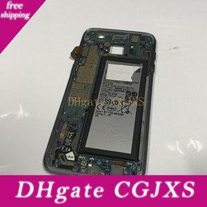 Для Samsung Galaxy S8 G950 G955 G955 S8 S8 Plus сенсорный ЖК-экран Кнопка Home Finger печати USB зарядное устройство Flex Cable Tester Testing Главного управления