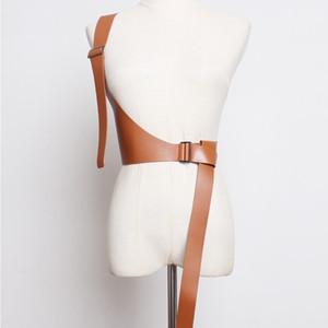 Cintos sondr Mulheres Belt Mulheres Pu cintos de couro Todos Jogo de cintura All Jogo ajustável cós Moda cintura faixa preta 2020