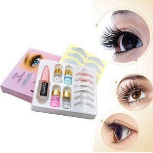 Professional Extension Lashes Small Big Kit 1 set Eyelash Perming Kit Lift Perm Set With Rods Glue Lash Lift