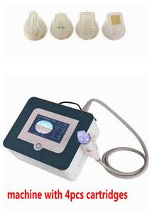 2020 New Professional fracionário RF Microneedle Máquina Elevador Facial ouro Micro Needle Acne Scar Stretch Mark Remoção Thermage Máquina