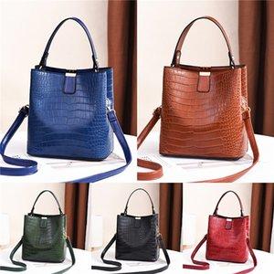 Allá Moda 100% mujeres bolso de cuero Casual Capacidad elegante de señora Crossbody Bolsa # 536