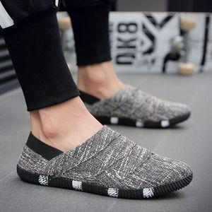PADEGAO Moda Comfy Lazer Verão Homens Loafers Classics Retro Concise Plano de condução Sapatos Cores misturadas deslizamento suave em sapatas