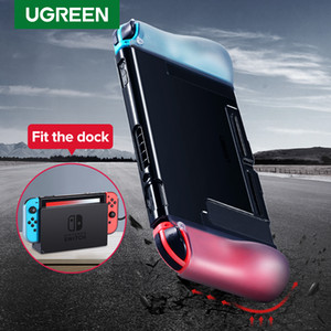 Cases, Covers & Bags Ugreen For Switch Case Protective Fit Charger Dock Soft Silicone Anti-drop Nintendos