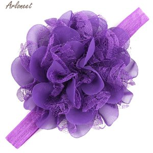 ARLONEET New Hot! Baby Girls HairBands Headband Special Cloth DIY accessory for your child baby Like A Princess