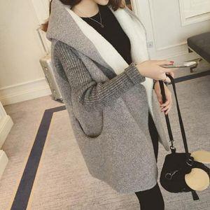 Sweater Sleeve Warm Winter Jacket Casual 3XL Womens Thick Coats Designer Womens Fleece Winter Coats Fashion