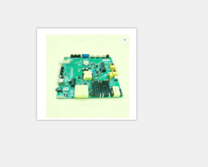 Printed Circuit Board 3in1 LCD TV PCB Assembly electronic PCBA