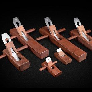TRANVON Mão Plano de madeira Planer Plano plano inferior Borda Planer Blades Carpintaria plana por Carpenter Ferramenta Woodcraft