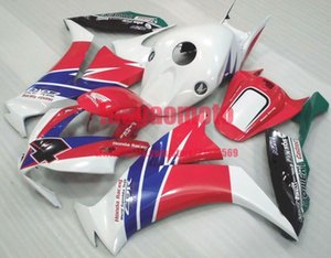 Gifts Injection Fairing Kit For red white Honda CBR1000RR 2012-2016 full set plastic fairing kit Cowling CBR 1000 RR 2013 2014 2015