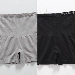calças de cintura alta japonesas corpo cueca XR3Zc shaping munafie segurança calças boxer segurança Shaping Seamless