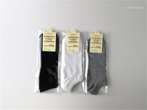 Ankle Length Mens Designer Socks Solid Color Breathable and Comfortable Short Sock Homme Sports Style Underwear Casual