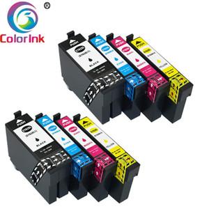 ColoInk para cartucho de tinta 702XL T702XL cartucho de tinta 702 XL T702 para WorkForce Pro WF-3720 WF-3725 impressora DWF