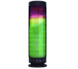 전화를위한 새로운 블루투스 스피커 LED M10 무선 스피커 손 휴대용 스피커 스테레오 고음질 플레이어 무선 스피커 서브 우퍼