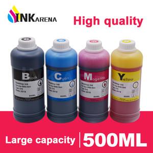 500ml d'encre d'imprimante Kit de recharge pour Canon PGI-CISS réservoir 470 CLI-471 PGI-570 CLI-571 PGI-450 CLI-451 PGI-550 CLI-551 cartouche