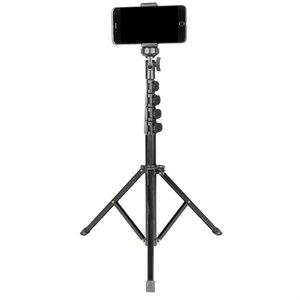 All-Metal Floor Indipendente Tripod Holder Phone Live Video Broadcasting staffa per la macchina fotografica di Smartphone @ M23